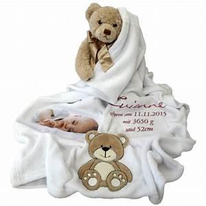 Bild Mit Geburtsdaten : kuscheldecke babydecke foto druck geburtsdaten name ~ Frokenaadalensverden.com Haus und Dekorationen