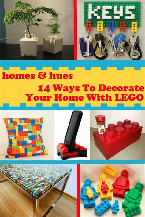 14 Great Ways To Add Lego Style To Your Home Neatorama