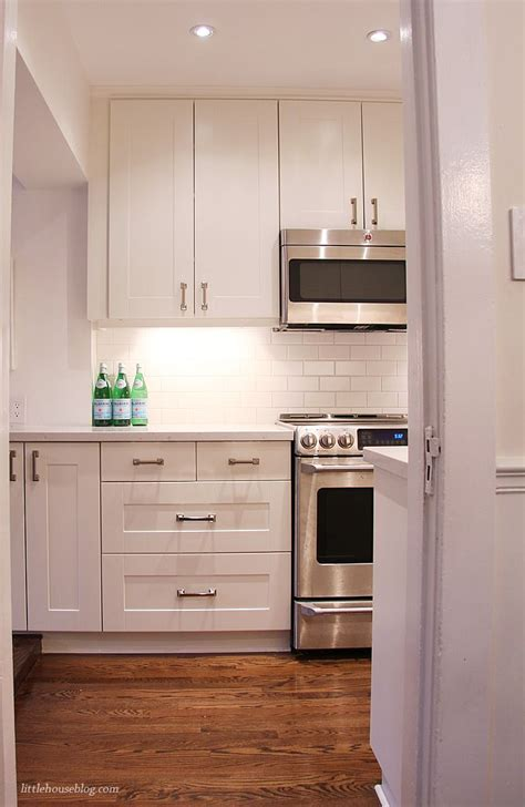 ikea kitchen cabinet handles cabinets white subway tiles and house on pinterest