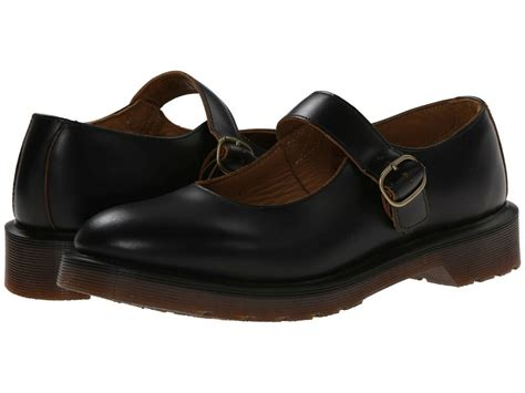 womens shoes dr martens indica leather mary jane flats