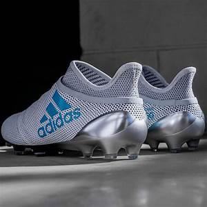 e87fa32ec6e6 adidas x 17 purespeed fg mens boots firm ground s82444 white energy blue  clear grey