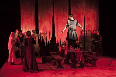 the theatrical designs of gary benson macbeth design