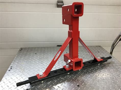 point hitch receiver draw bar tractor implementsca