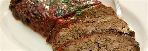 Country Style Meatloaf  All Natural Reduced Fat Pork & Lamb