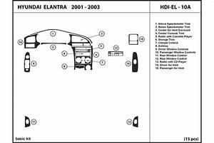 2001 Hyundai Elantra Digram For A Rear Floor Removable
