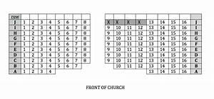 St George Seating Chart The Star Gatherer Gaudeamus Choirs Of Halton Hills