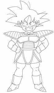 Goten And Trunks Coloring Pages