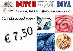 Cadeau 5 Euros : cadeau bonnen dutch wool diva voor breien haken spinnen en meer ~ Teatrodelosmanantiales.com Idées de Décoration