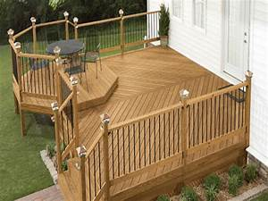 lowe39s deck design plans square deck plans mexzhousecom With deck building kits lowes