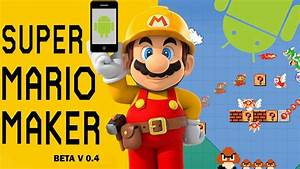 Super Mario Maker Para Android