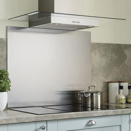 Stainless Steel splashbacks   Kitchen worktop splashbacks