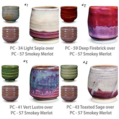 amaco pottery image result for amaco glaze layering smokey merlot
