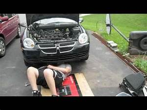 Swaping the motor in a 2004 Dodge Neon Part 1 of 4}
