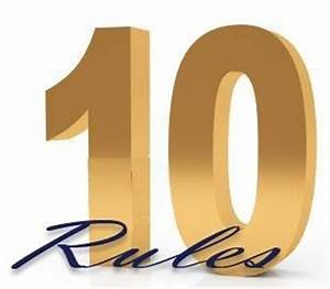 10 Golden Rules For Trading Success Regardless Of What You ...