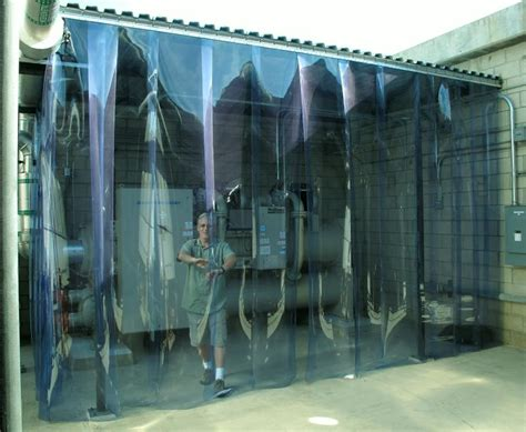 wide pvc curtains 24 quot wide pvc rolls in stock