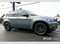 BMW X5 with 20in TSW Bathurst Wheels exclusively from