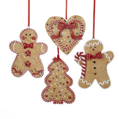 gingerbread christmas ornament sets christmas wikii