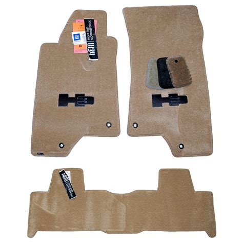 Hummer H3 Floor Mats 2007 by Hummer H3 Custom Floor Mats 2006 2010