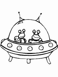 Spaceship Coloring Pages – Barriee