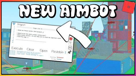 roblox hack big paintball auto kill aimbot script working