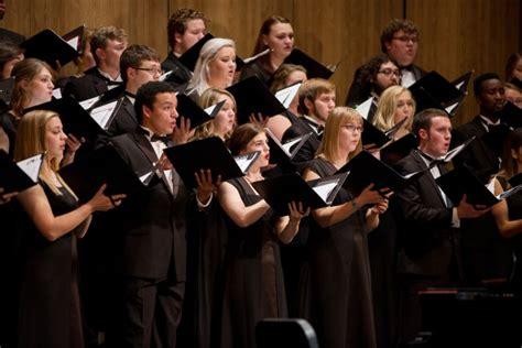 Bu Choral Ensembles To Host Ndsu Concert Choir On Monday