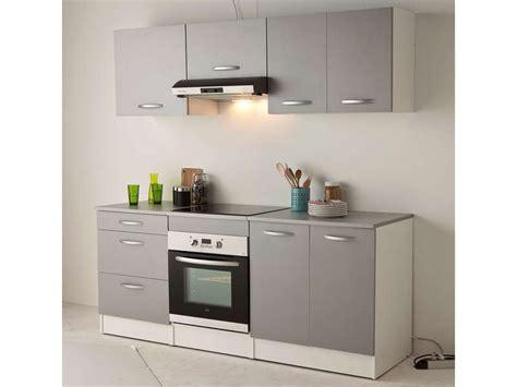 element cuisine bas meuble bas 60 cm 1 tiroir 2 caissons spoon color coloris