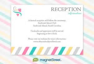 best online wedding registries reception after destination wedding invitation wor are yo