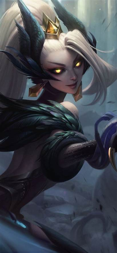 Coven Zyra Legends League 4k Iphone Wallpapers