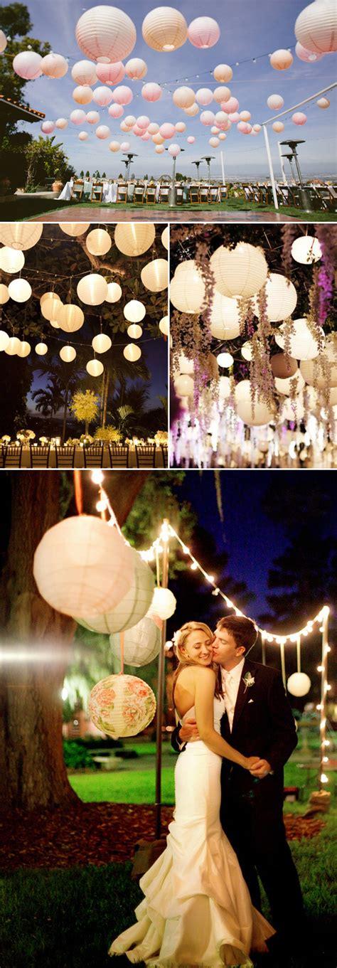 21 Stunning Lantern Wedding Decor Ideas (with DIY tutorial