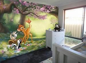 Motive Für Babyzimmer : 110 kreative ideen fototapete f rs kinderzimmer ~ Michelbontemps.com Haus und Dekorationen