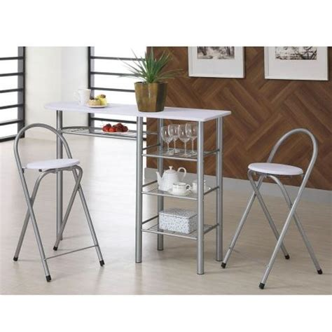 tables de cuisines table haute cuisine homeandgarden