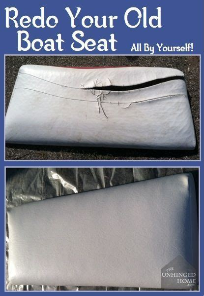 How To Recover Boat Seats by How To Recover Pontoon Boat Seats Brokeasshome