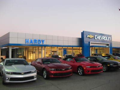 Hardy Chevrolet Gainesville In Gainesville Including
