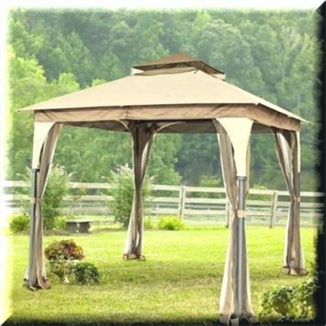 inspirations   gazebo canopy replacement
