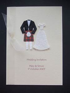 inviting designs invitations With traditional scottish wedding invitations