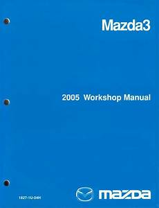 Mazda Mazda3 Manuals At Books4cars Com