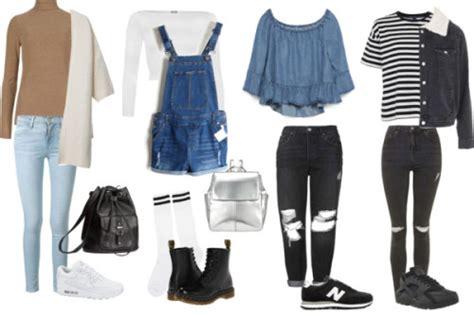 High School Freshman Outfit Ideas