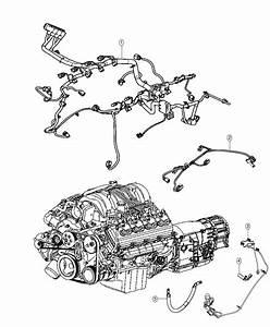 Dodge Durango Wiring  Engine  Fca