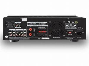 Technical Pro Technical Pro U2122 Receiver With Built In Equalizer