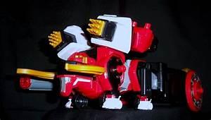 Power Rangers Super Samurai - Bull Zord by LinearRanger on ...