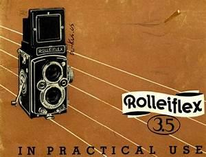 Rolleiflex 3 5 Instruction Manual  Rolleiflex 3 5 Planar