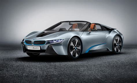 New Bmw I8 Spyder Concept Car In 2016