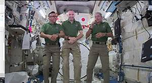 New York Students to Speak with NASA Astronauts on Space ...