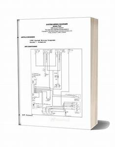 Suzuki Sidekick Vitara Escudo System Wiring Diagrams 1996
