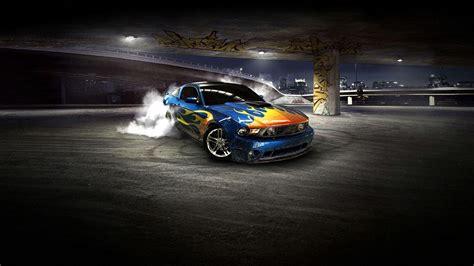 Cool Cars Drifting Wallpapers Hd