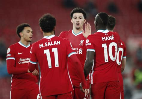 Liverpool Predicted Lineup And Team News Vs. Sheffield United