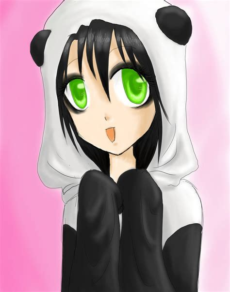 the gallery for gt anime panda wallpaper