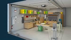 Plan Atelier Bricolage : mon espace atelier saint j r me mon espace ateliermon ~ Premium-room.com Idées de Décoration