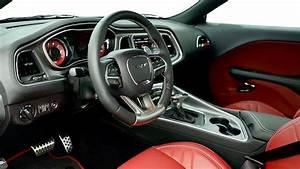 2018 Dodge Challenger SRT Hellcat Widebody - Interior ...