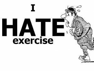 Fitness Doesn�... Hate Exercise Quotes
